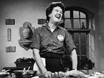 Julia Child receta un doodle de Google