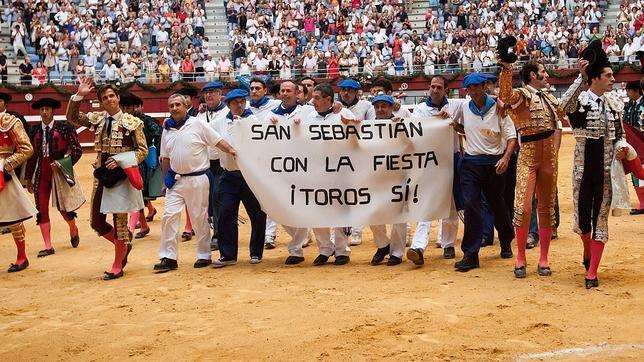 San Sebastián: ¿adiós a los toros?