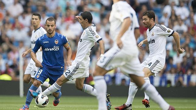 Real Madrid Fútbol En Directo: En Directo: Real Madrid-Valencia