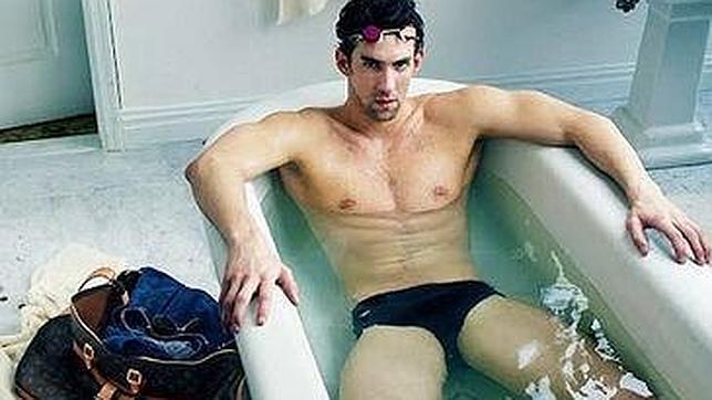 Una campaña publicitaria de Louis Vuitton podría costar las medallas a Phelps