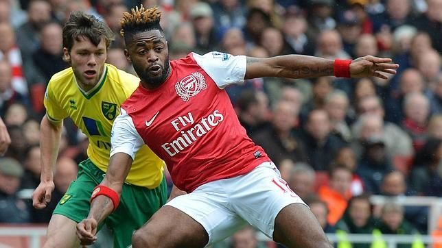 Alex Song, el «león indomable» de los 27 hermanos