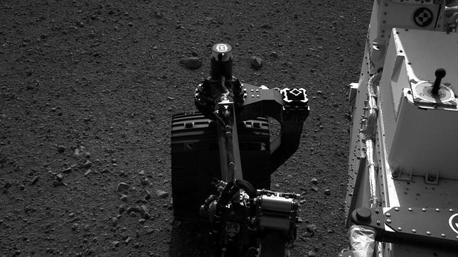 El sensor español del Curiosity sufrió daños en el aterrizaje