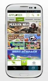 Applorer La Aplicacion Para Buscar Los Mejores Juegos De Google