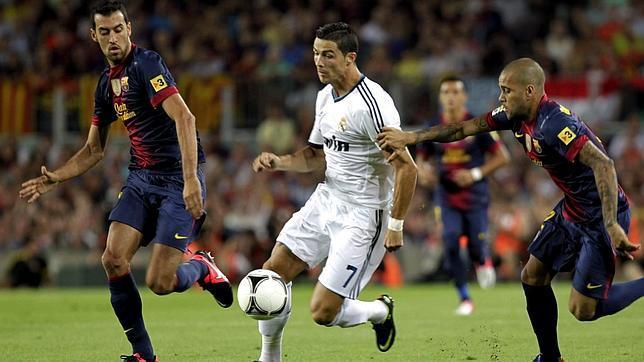 Real Madrid Fútbol En Directo: En Directo: Barcelona-Real Madrid