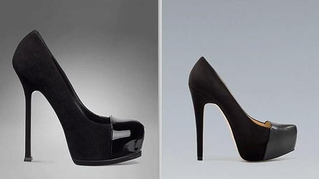 Ysl es Zara izq 95 595 Y Euros De Zapatos Abc 35 PY5qvv