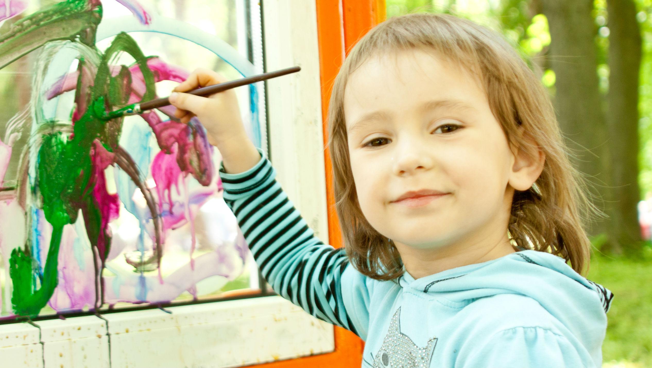 El significado del color en los dibujos de los niños