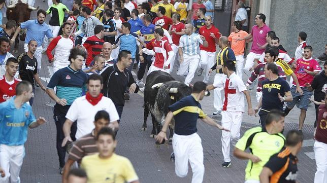 Primer encierro sin heridos en San Sebastián de los Reyes