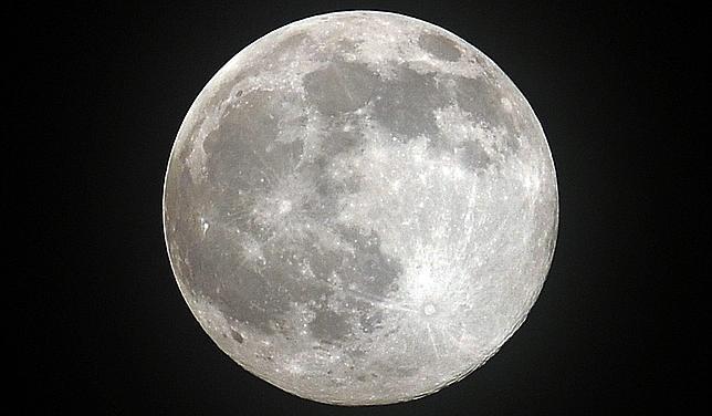 «Luna azul» el viernes 31 de agosto