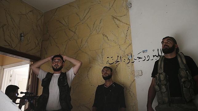 Irán envía tropas a Siria para ayudar al régimen, según el «Wall Street Journal»