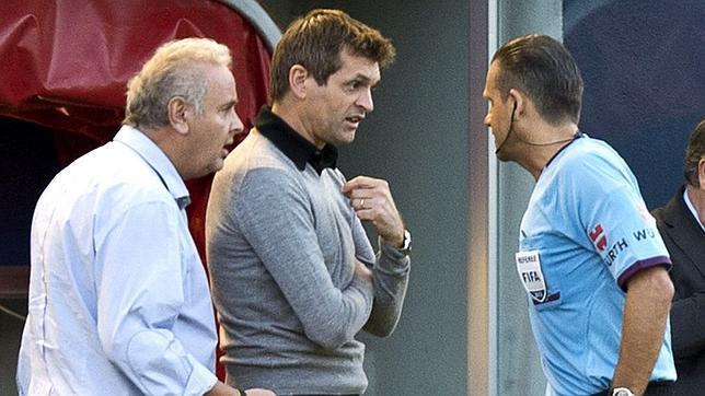 Real Madrid y Barça recurrirán los partidos de sanción a Coentrao y Tito Vilanova