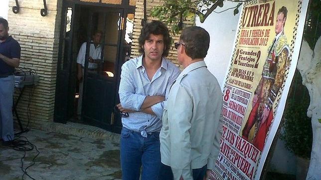 Morante: «Ningún aficionado debería perderse la despedida de Pepe Luis»