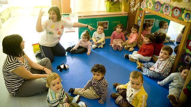 Escuela infantil para ni os sordos en madrid for Aprendiendo y jugando jardin infantil