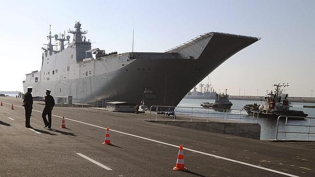 Detenido un marinero por el robo de 12.000 kilos de cable en la base de Rota
