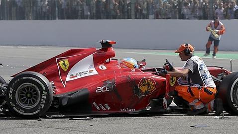 Circuito Fernando Alonso Accidente : Fallece un piloto de karts de años tras un accidente en el