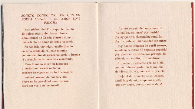Lorca: la historia oculta de los sonetos de amor (1)