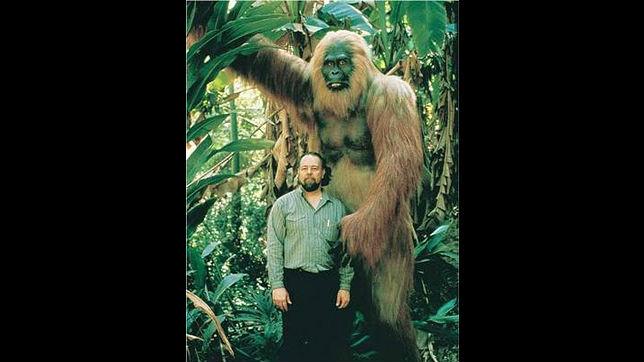 Gigantopithecus, el primate más grande de la historia