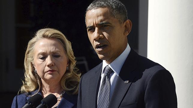 Obama promete que «se hará justicia» por la muerte de su embajador en Libia