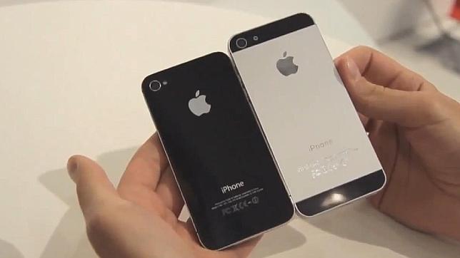 Hoy llega el iPhone 5