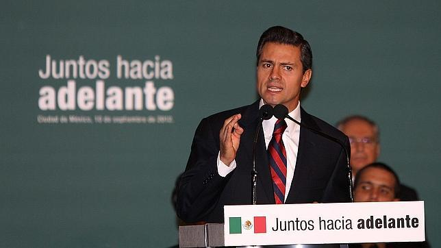 Peña Nieto se estrena como presidente electo de México con la mirada puesta en la corrupción