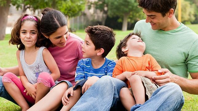 C mo hacer felices a nuestros hijos - Casas para familias numerosas ...