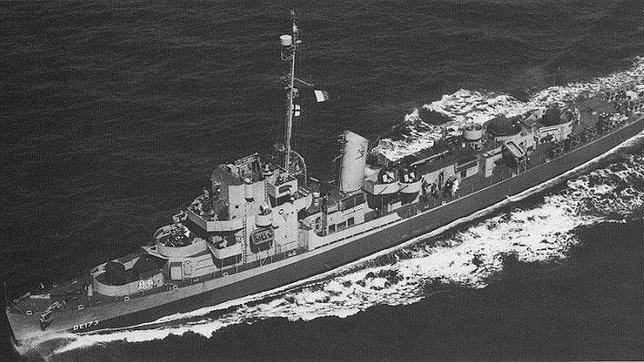 «Experimento Filadelfia», el misterio del buque fantasma