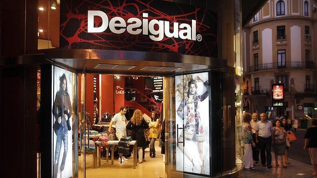 Tienda franquicia de desigual en madrid for Desigual oficinas barcelona