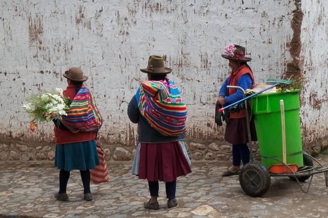 Las Princesas ñustas Del Perú Abc Es