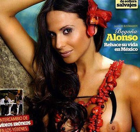 Begoña Alonso Ex De David Bustamante Se Desnuda En Interviú
