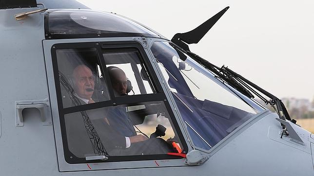 El Rey visita Nueva York para participar en la «Clinton Global Iniciative»