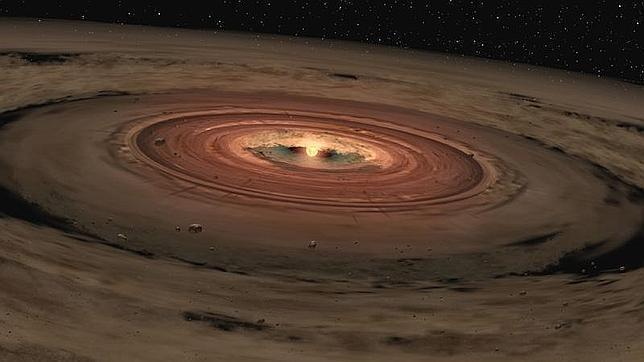 La «inyección» para la vida en la Tierra llegó del espacio