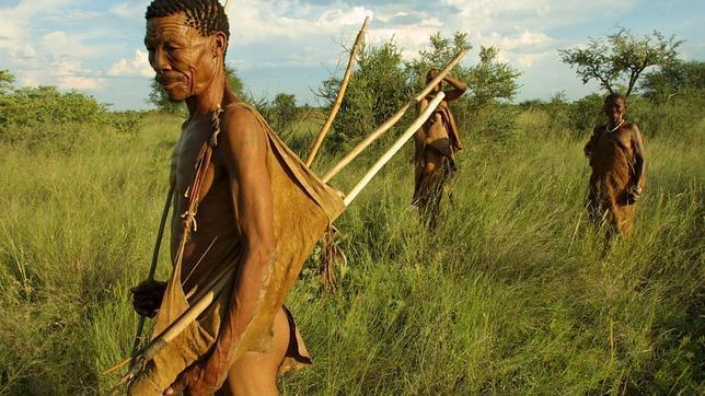 Los bosquimanos y los hotentotes, los pueblos más antiguos del mundo