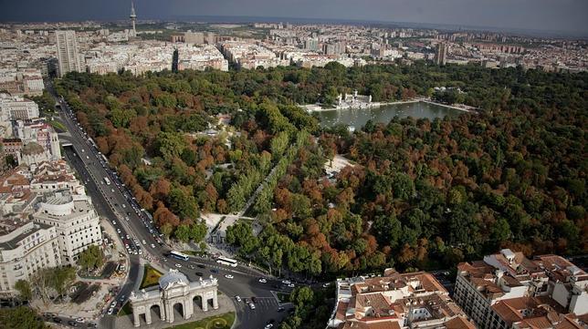 Madrid la ciudad m s sostenible de espa a for Barrio ciudad jardin madrid