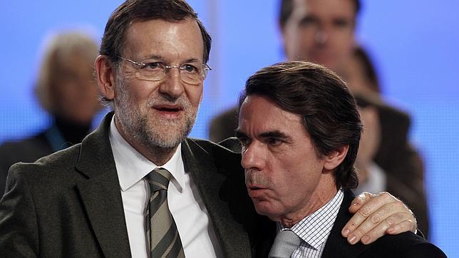 Aznar: «Nadie va a romper España»
