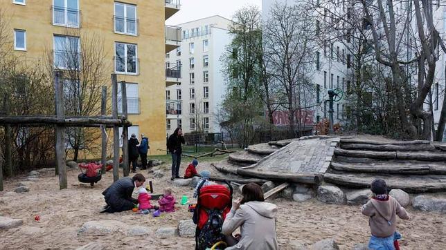 La pobreza también cerca a Alemania - ABC.es