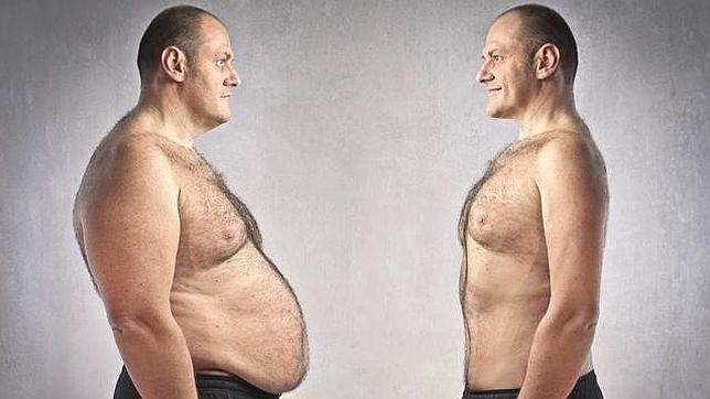 gordo feliz