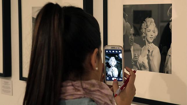 Marilyn está en Valladolid