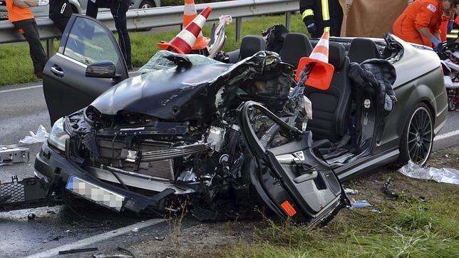 Joven ha muerto en un accidente de Comsumo de Alcohol