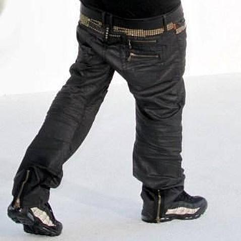 Arrestan a varios jóvenes palestinos por llevar pantalones de cintura baja cf9c44f6a6a