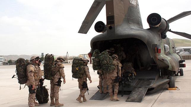 El 75% del presupuesto de Defensa: para pagar nóminas de militares y personal civil