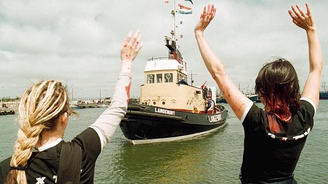 El «barco abortista» holandés irá por primera vez a un país islámico