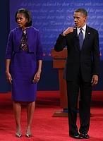 El otro duelo presidencial: el estilo de Ann Romney contra el de Michelle Obama