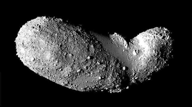 El primer asteroide «puro» en la Tierra