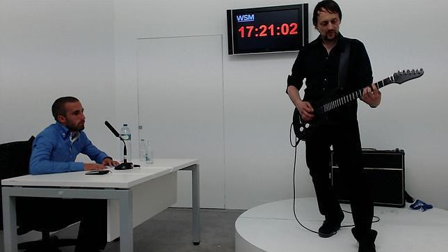Nuevo récord mundial, el solo de guitarra más largo