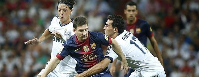 En directo: Barcelona-Real Madrid