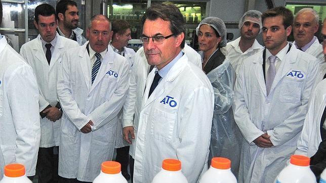 Mas insta a los catalanes a consumir productos aut ctonos - El tiempo en vidreres ...