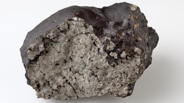 Los secretos del meteorito marciano que cayó en Marruecos