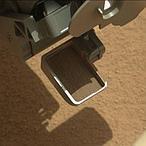 Nuevos detalles del «objeto brillante» encontrado por el Curiosity en Marte