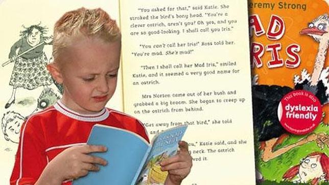 Libros para que los disléxicos disfruten leyendo