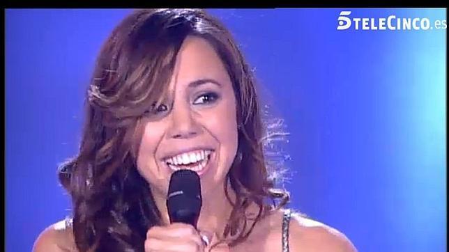 Sharay, hija de José Antonio Abellán, nueva sensación de «La Voz»