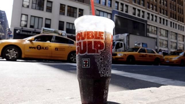Epidemia de obesidad por los refrescos